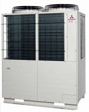 Hava Soğutmalı Heat Recovery Dış Üniteler vrf sistem
