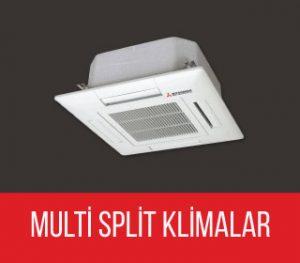 multi split klima