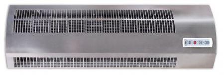 08-R Intellect Tip Elektrikli Isıtıcılı Hava Perdesi