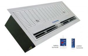 RSEHCF 200 Elektrikli Isıtıcılı Ticari Tip Hava Perdesi
